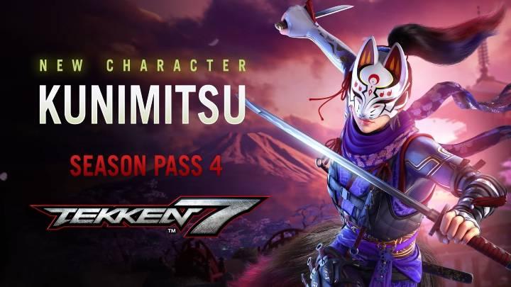 Kunimitsu keert terug in vierde seizoen TEKKEN 7