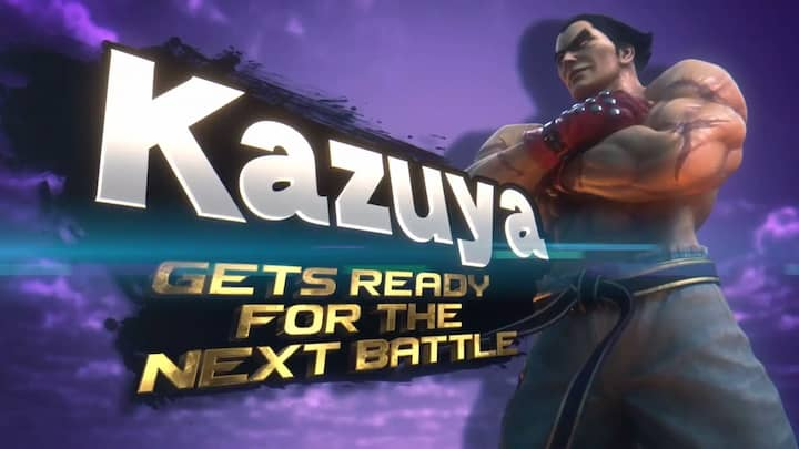 Kazuya komt 30 juni naar Super Smash Bros. Ultimate