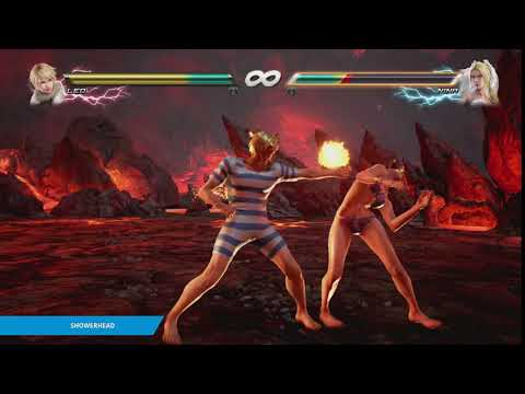 "TEKKEN 7 - ""Showerhead"" Item Move"