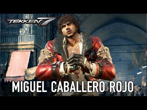 Tekken 7 Miguel Reveal Trailer | PS4, XB1, Steam