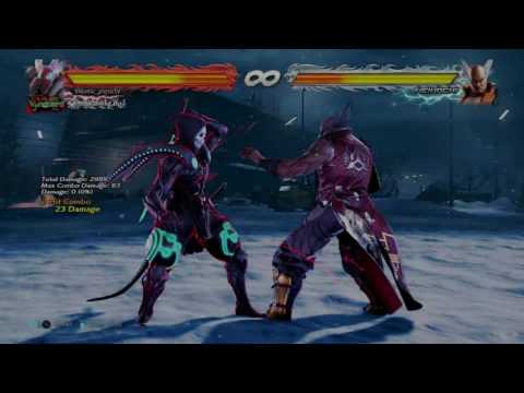 Tekken 7 Yoshimitsu  most effective  combo compilation