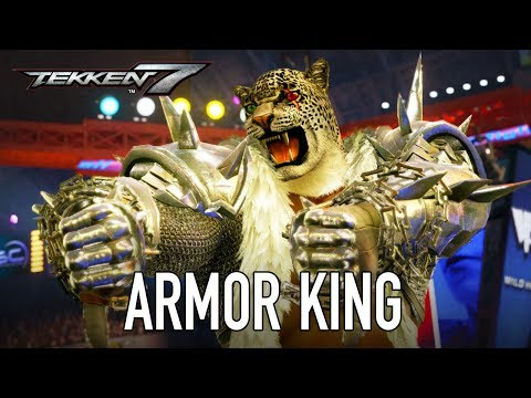 TEKKEN 7 - Armor King (Season Pass 2 Character Trailer)