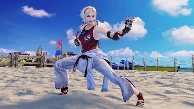 Seizoen 4 van TEKKEN 7 voor het eerst afgeprijsd in PlayStation Store
