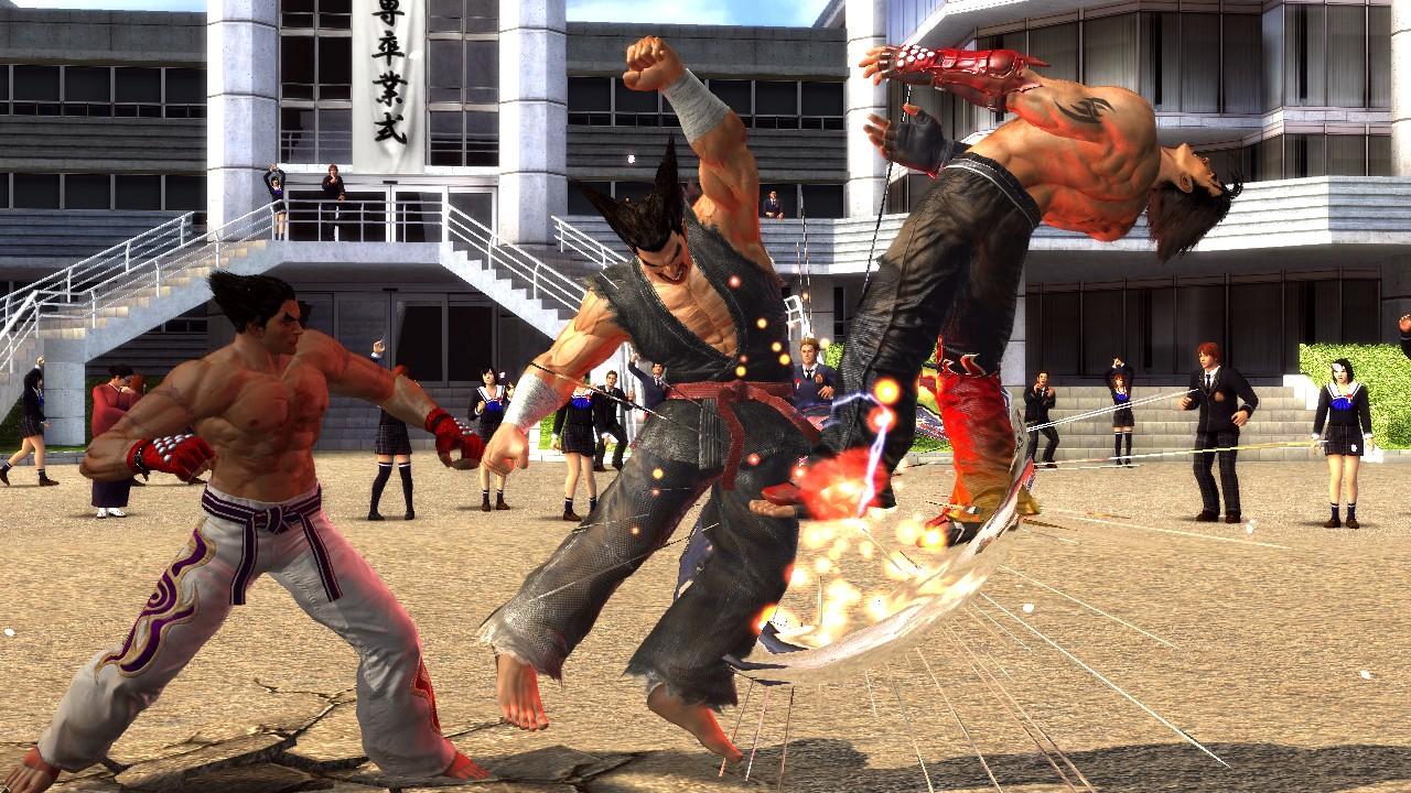 TEKKEN Tag Tournament 2 ontvangt na 9 jaar nieuwe update op Xbox consoles