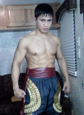 Cung Le als Marshall Law
